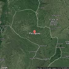 Asuncion Paraguay Map Historical Monuments In Asuncion Paraguay Usa Today