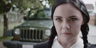 Wednesday Addams Meme - how wednesday addams would react to catcalling huffpost
