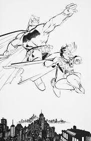 frank miller dark knight artwork sells for 448 125 usd