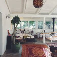 bohemian interiors u2014 beach lifestyle living