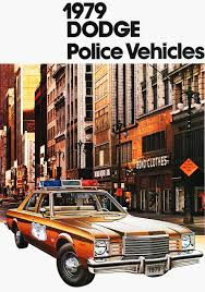 ad police 1979 dodge aspen police ad classic cars today online