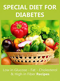 special diet for diabetes low in glucose fat cholesterol