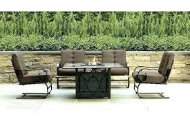 outdoor gas fire pit table outdoor furniture with gas fire pit table outdoor gas fire pit table