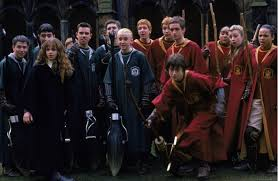 completo di harry potter e la dei segreti foto 3528 con hermione granger oliver baston harry potter in