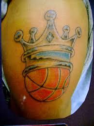 basketball tattoo by toast79 on deviantart