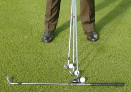Golf Technique - The Ball Position