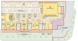 Juice Bar Floor Plan Sxsw Learning By Design Awarded To U2026 U2022 Vantage Technology
