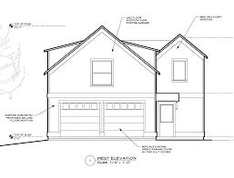 2nd Floor Addition Plans Barnes Design