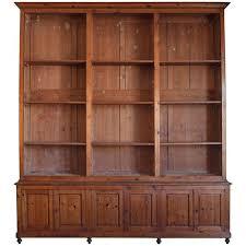 Chestnut Bookcase Best 25 Large Bookcase Ideas On Pinterest Wooden Bookcase