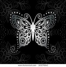 butterfly stock vector 53470270