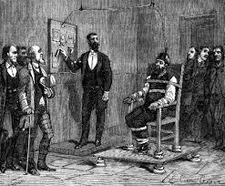 execution chaise electrique william kemmler premier homme à être exécuté sur la chaise
