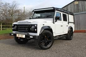 land rover bespoke used 2011 land rover defender td xs station wagon for sale in west