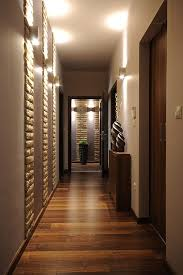 How To Decorate A Hallway Apartment Building Hallway Lighting Interior Design