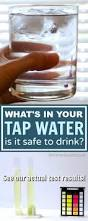 Drinking Faucet Water Safe Do You Know What U0027s In Your Tap Water How Find Out If It U0027s Safe