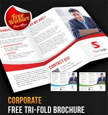 single page brochure templates psd 65 print ready brochure templates free psd indesign ai