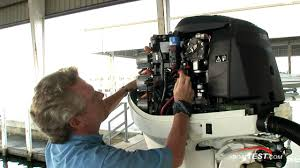 evinrude e tec 300 h p engine features reviews by boattest com