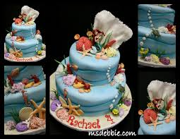 wedding cake m s undersea cake sugar sea from ms debbie s sugar