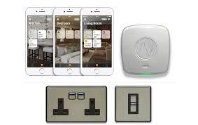 lightwave launches true smart home essentials napthine porter