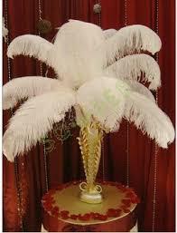 cheap wedding ostrich feather centerpieces find wedding ostrich
