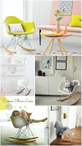the 17 best images about eames rocking chair tribute on pinterest