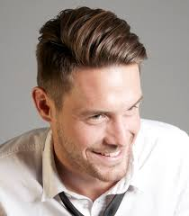 haircuts with long sides and shorter back mens haircut short on sides long on top hairstyle for women man