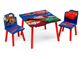 Table And Chair Sets Cars Table U0026 Chair Set With Storage Delta Children U0027s Products