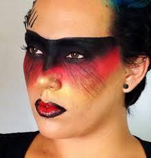 warrior queen fantasy makeup youtube