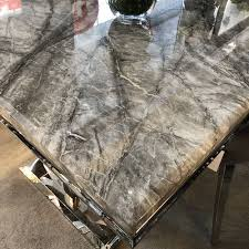 grey marble dining table marble dining table with steel legs