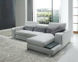 canape design soldes canapac dangle panoramique cuir gris fair t info