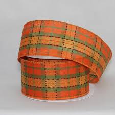 fall ribbon ribbon package bows
