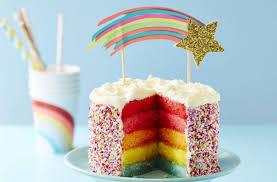 birthday cake recipes goodtoknow