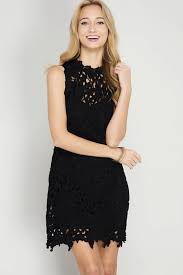 black lace dress make way black lace dress the trellis shop