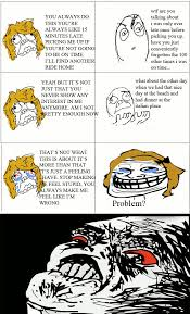 Funny Rage Memes - the nine best relationship rage comics ever