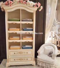 Childrens Bookcase White by Bisini French Style Children Furniture Little Bookcase Exquisite