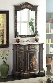 35 inch vanity u0026 mirror hf090bk