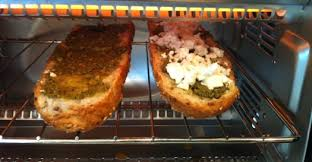 Toaster Oven Recipes Chicken Black U0026 Decker Ultimate Sandwich Contest Chicken Pesto Baguette