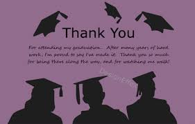 thank you graduation cards graduation thank you card 4 payment page designeffex
