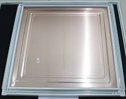 20140914214251 93058 jpg aluminum frame artistic ceiling tiles for