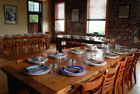 Round Dining Room Sets Friendly Atmosphere Where To Book Private Dining Rooms In Portland Mapped