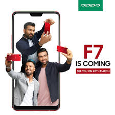 Oppo F7 Oppo F7 With 6 2 Inch Fhd Screen Display 25mp Front