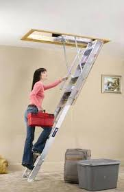 attic stair pull down hardware home design ideas and pictures