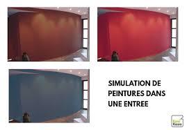 simulation peinture chambre kazadécor simulateur de couleurs de peinture en ligne gratuit