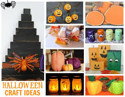 Fun Halloween Crafts - diy halloween craft ideas u0026 more best of the weekend party a