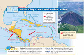Map Caribbean Sea by Caribbean Maps