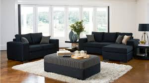 Living Room Furniture Australia Monto 3 Fabric Lounge Suite Lounges Living Room