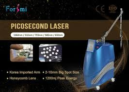 15 inch big water tank picosure picosecond machine for laser