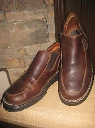 s boots with arch support born handcrafted brown leather slip on ankle boots shoes arch