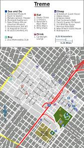 Roosevelt Hotel New Orleans Map by File Treme Map Png Wikimedia Commons
