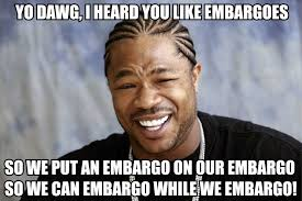 Xzibit Meme Birthday - fallout 4 embargoception fallout know your meme