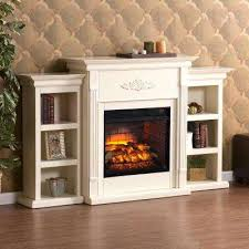 Electric Vs Gas Fireplace by Modern Electric Fireplaces Fireplaces The Home Depot